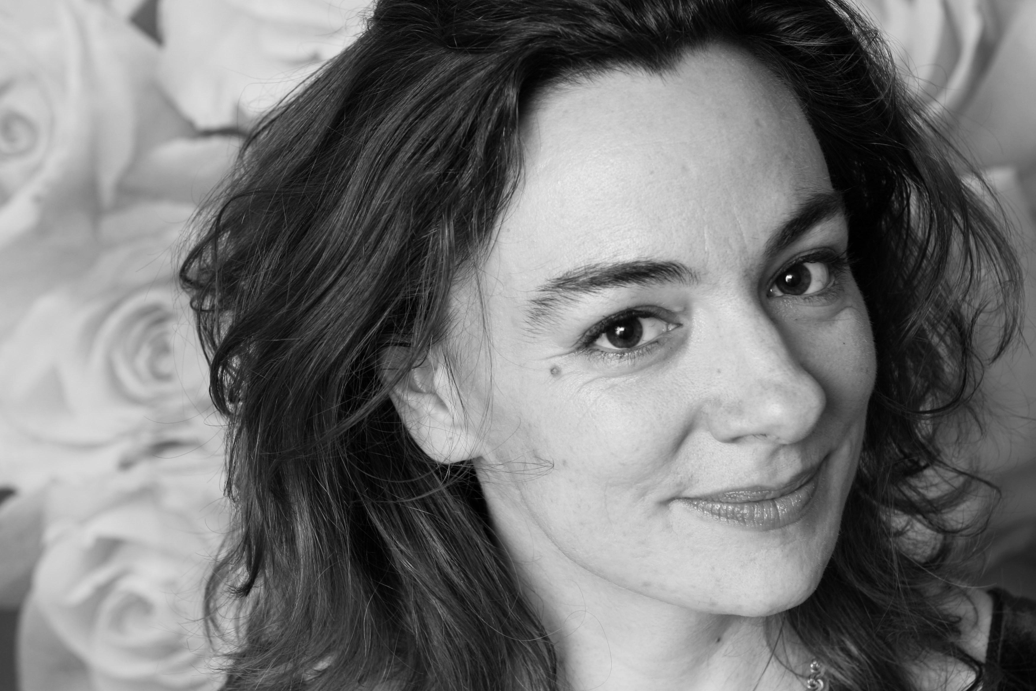 Portrait Marina Lahann. Marina Lahann. <b>Gabriele Ogrissek</b> - Portrait_Marina_Lahann